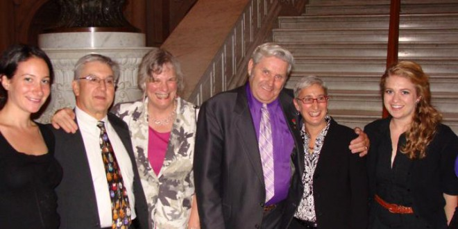 NCTA honored with 2010 Folk Alliance International Lifetime Achievement Award