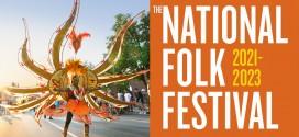 National Folk Festival 2021-2023 Host City