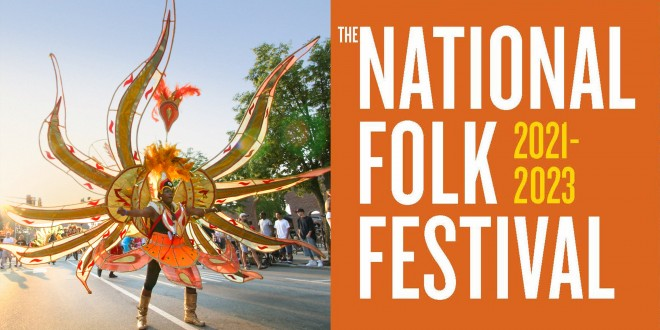 National Folk Festival 2021-2023 Host City