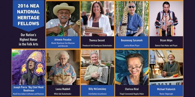 2016 National Heritage Fellowships
