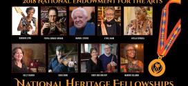 2018 National Heritage Fellowships