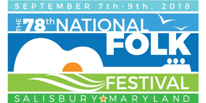 78th National Folk Festival Draws 63,000 Attendees to Downtown Salisbury