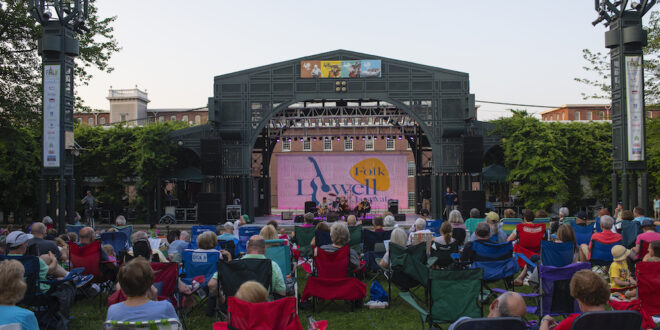 Keeping the Tradition: A Virtual Celebration of the Lowell Folk Festival