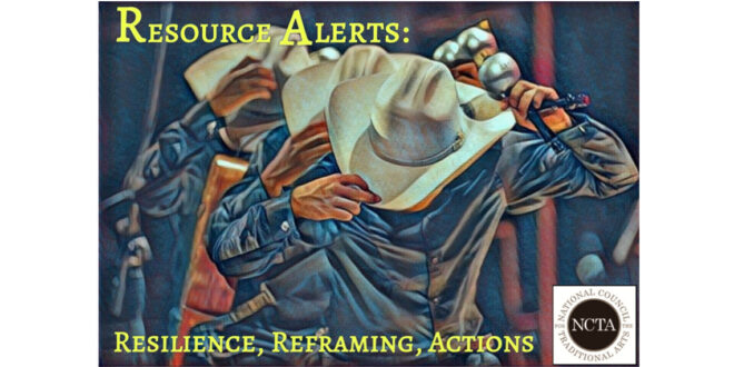 RARRA – Resource Alerts – Resilience, Reframing, Actions