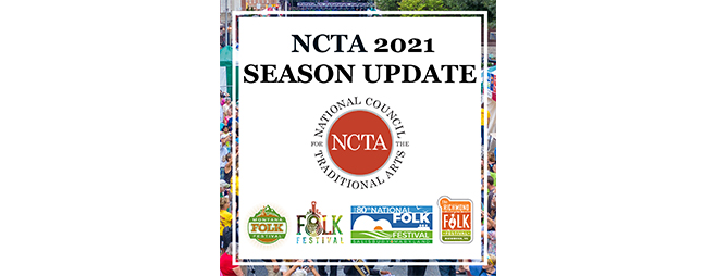 2021 Festival Season Update from NCTA